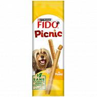 Fido Picnic au poulet 5 sticks 42g