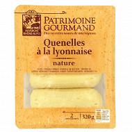 Patrimoine gourmand quenelles lyonnaises natures 4x80g