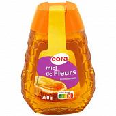 Cora miel de fleurs liquide squeezer 250g