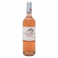 L'âme du terroir Buzet rosé chateau Bougigues 75 cl 13% Vol.