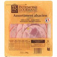 Patrimoine Gourmand assortiment alsacien 250g