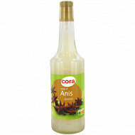 Cora sirop d'anis bouteille 70cl