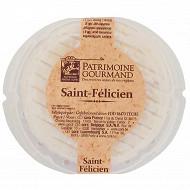 Patrimoine gourmand Saint Félicien moulé à la louche 180 g 27%MG