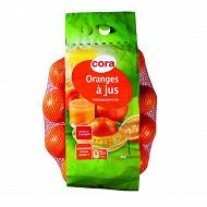Cora orange à jus 2kg