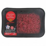 Viande hachée 12% façon bouchère Charolais, 500g