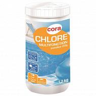Cora chlore multifonction 1,2 kg