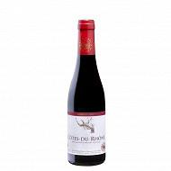Côtes du Rhône rouge L'âme du terroir 37,5 cl 13% Vol.