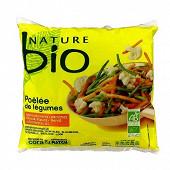 Nature bio poelée de légumes bio 600g