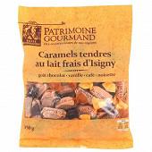 Patrimoine gourmand caramels tendres au lait frais d'Isigny 350g