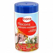 Cora - Aliment complet pour poissons exotiques 50g
