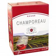 Champoreau Rouge 11% Vol. 5l
