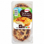 Cora tarte aux fromages 2 x 130g