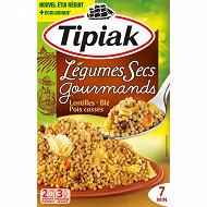 Tipiak légumes secs gourmands  330 g