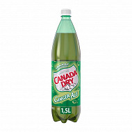 Canada Dry  bouteille 1,5l