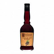 Patrimoine Gourmand crème de cassis de Dijon 50cl 20%vol