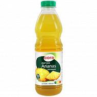 Cora pur jus d'ananas pet 1l