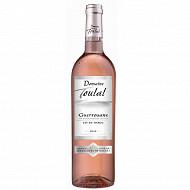 Domaine Toulal CDR rosé AOG Guerrouane 75cl 12.5%vol