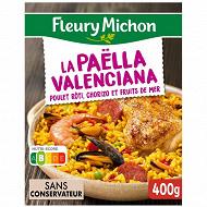 Fleury Michon paella Valenciana 400g