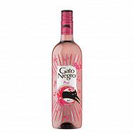 Chili gato negro cabernet merlot rosé 75cl 12.5%vol