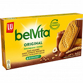 Belvita coeur fondant chocolat noisette 253g
