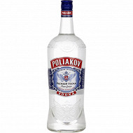 Poliakov vodka 1,5l 37,5% Vol