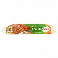 Cora pâte à pizza épaisse 385g