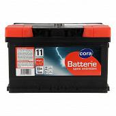Cora batterie de démarrage 70AH 640A N°11
