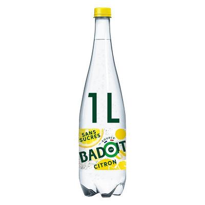 Badoit Badoit eau gazeuse aromatisée citron pet 1L