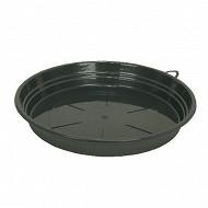 Riviera soucoupe diamètre 16.5 cm gris paillet