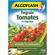 Algoflash engrais tomates légumes boite de 2kg