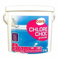 Chlore choc granulés 5 kg