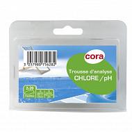 Trousse de chlore + PH pastille