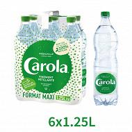Carola verte finement petillante pet 6x1,25L