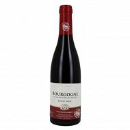L'âme du terroir Bourgogne rouge Pinot noir 37,5 cl 12% Vol.