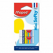 Maped 2 gommes mini softy