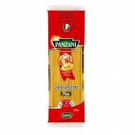 Panzani pâtes fantaisies spaghetti plat 500g