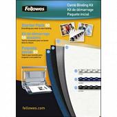 Fellowes kit de reliure pour 10 dossiers