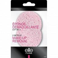 Elite Eponges maquillage x2