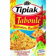 Tipiak préparation taboulé tomate basilic 350g