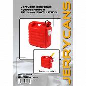 Autoselect jerrican plastique hydrocarbure 20 L