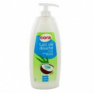 Cora lait de douche parfum coco 750ml