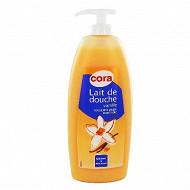 Cora lait de douche parfum vanille 750ml