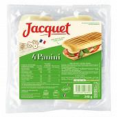 Jacquet 4 panini nature  240g