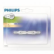 Philips ampoule crayon halogène R7S - 78 mm - 120 watts