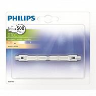 Philips ampoule crayon halogène R7S-400 watts 118 mm - variateur