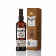Dewar's blended whisky ecossais12 ans 70cl 40%vol