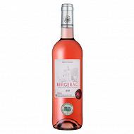 L'âme du terroir Bergerac  rosé 75 cl 13% Vol.