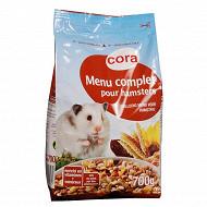 Cora menu complet pour hamsters 700gr