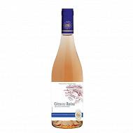 Côtes du Rhône rosé L'âme du terroir 12.5.% Vol 75cl