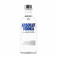 Absolut vodka 50cl 40%vol